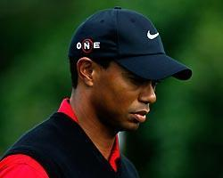 Tiger Woods was one of the favorites in the Open who collapsed down the stretch