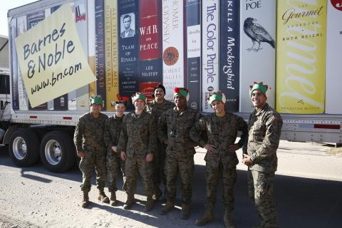 Barnes & Noble Customers Donate Approximately 1.2 Million Books to Children in Need Through Holiday Book Drive
