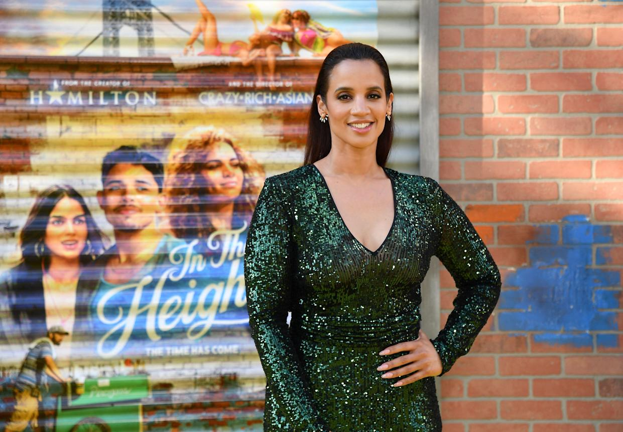 Polanco says starring in In the Heights has given her more confidence to take risks. (Photo: Angela Weiss / AFP via Getty Images)