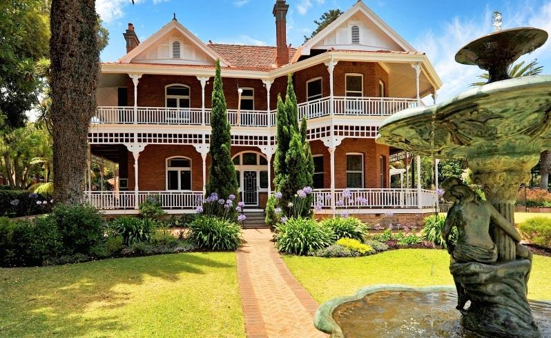 Peppy Grove mansion piece of Perth history