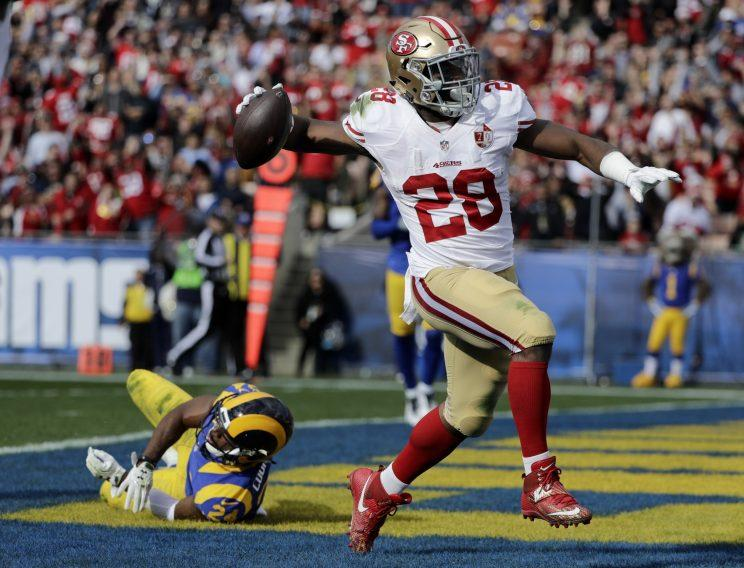 Carlos Hyde enters an important season, in a new offensive scheme. (AP)