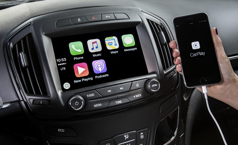 A touchscreen system is a feature most modern cars incorporate