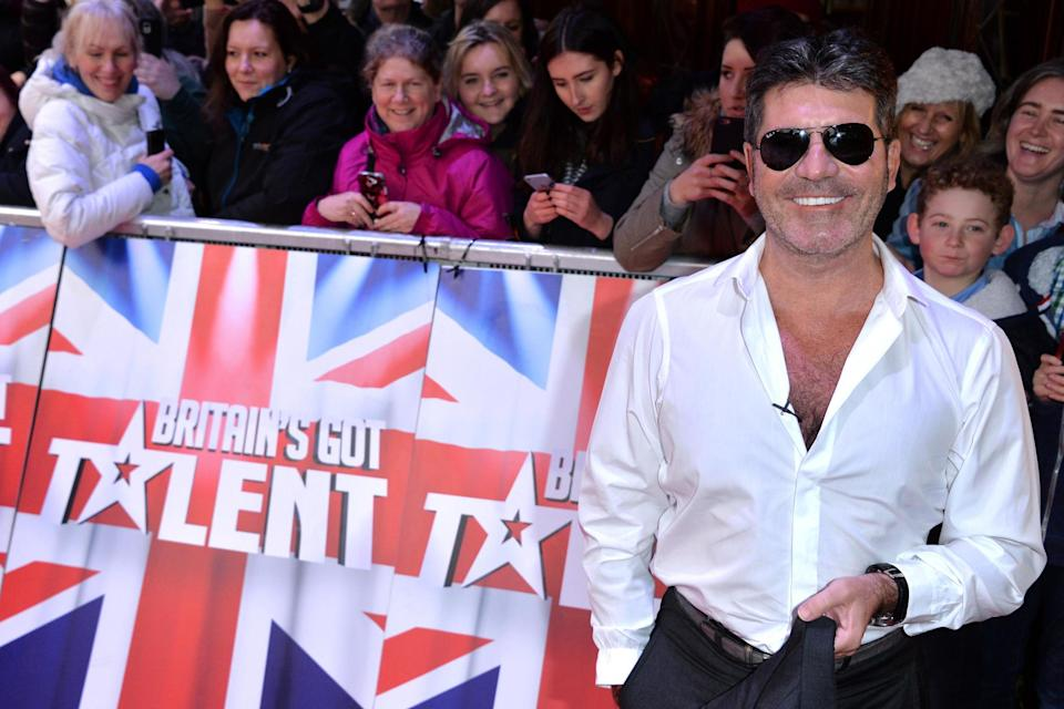 Telly judge: The BGT 2020 finals will take place this autumn - though Cowell could now miss them (Getty Images)