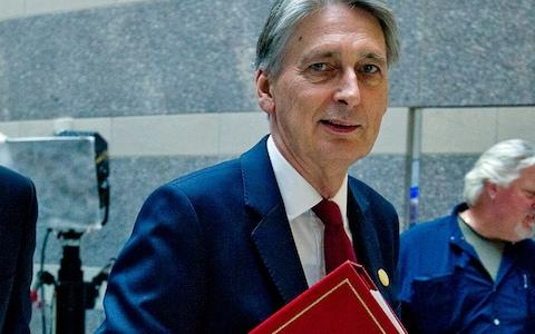 The lower deficit will help Philip Hammond in his Budget next month, though the boost may be short-lived