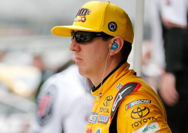 Bristol Motor Speedway states that fan 'repeatedly confronted Kyle Busch verbally and physically while he was signing autographs for fans.'