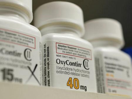 Healey files suit against OxyContin maker