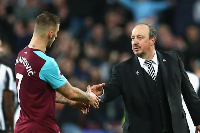 Rafa Benitez interested in becoming the next West Ham manager and is Hammers No1 target