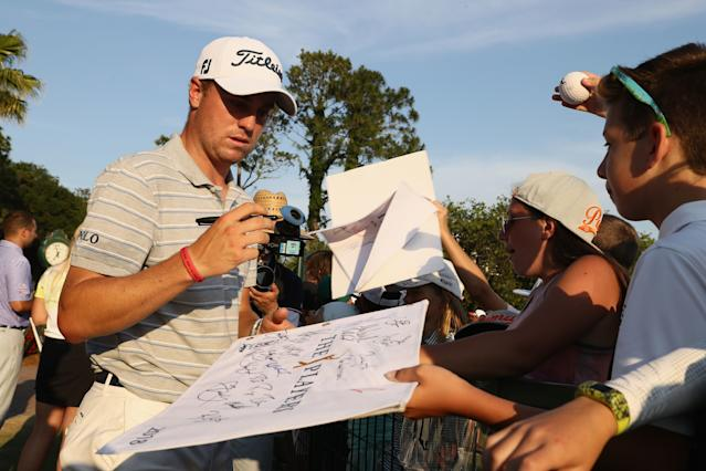 "<h1 class=""title"">justin-thomas-players-2018-friday-signing-autographs.jpg</h1> <cite class=""credit"">Jamie Squire/Getty Images</cite>"