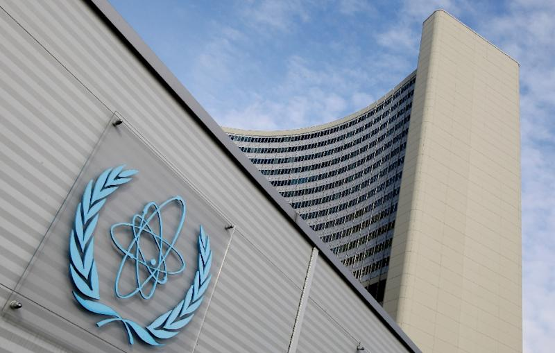 After stalling for many years,Iran agreed in July to cooperate with the IAEA to address the claims, which it has always rejected, allowing inspectors to visit sites and providing additional information (AFP Photo/Joe Klamar)