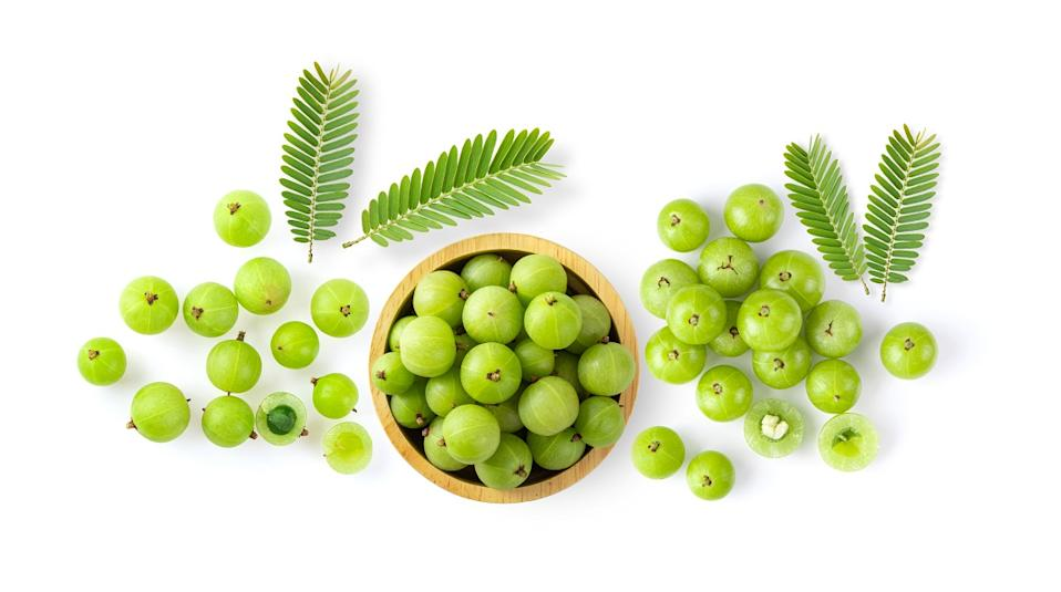 Amalaki (meaning 'the sustainer' in Sanskrit) is the fruit of the Amla tree. It performs the job of taking total care of the mind-body system and is known as the ultimate healer due to its immune restorative properties