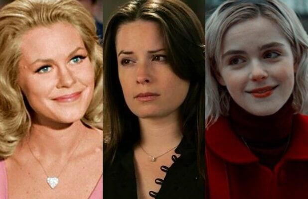 29 Most Iconic TV Witches, From Samantha Stephens to Sabrina Spellman (Photos)