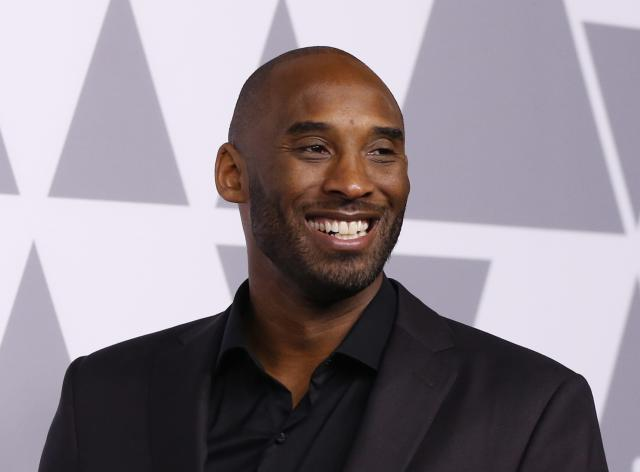 90th Oscars Nominees Luncheon– Arrivals – Los Angeles, California, U.S., 05/02/2018 – Retired NBA basketball player Kobe Bryant. REUTERS/Mario Anzuoni