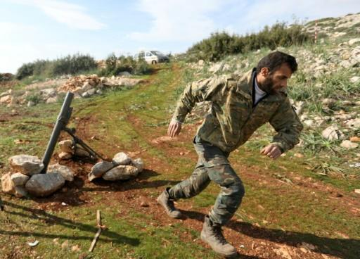 <p>Turkey's Syria offensive enters 2nd month with slow progress</p>