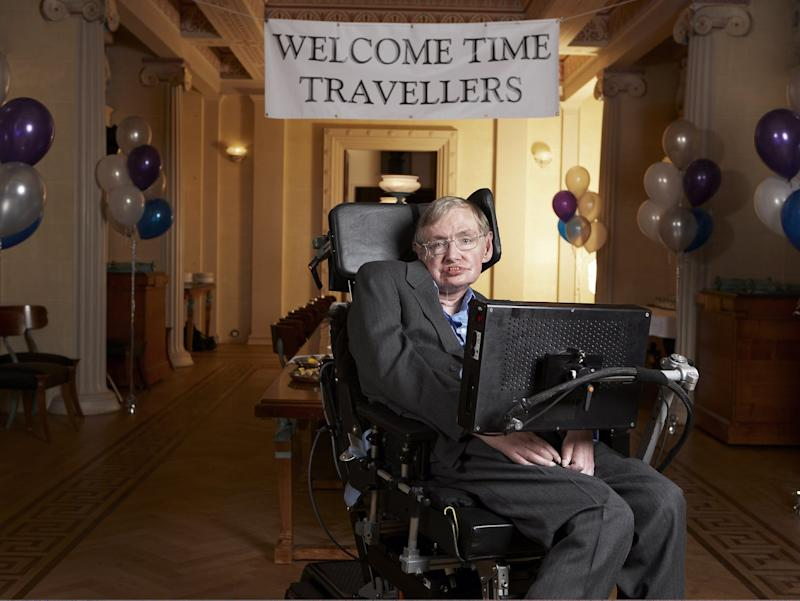 Stephen Hawking Left Earth With These 5 Predictions About the Future
