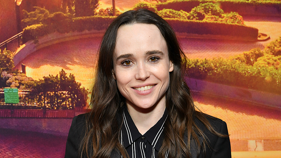 Elliot Page formerly Ellen Page comes out as transgender