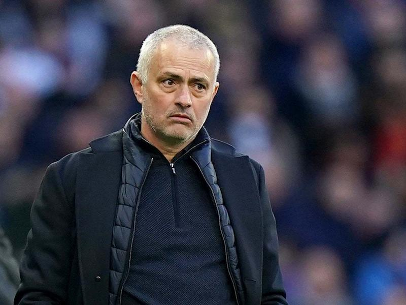 Jose Mourinho has issued a statement accepting he broke Government guidelines: PA