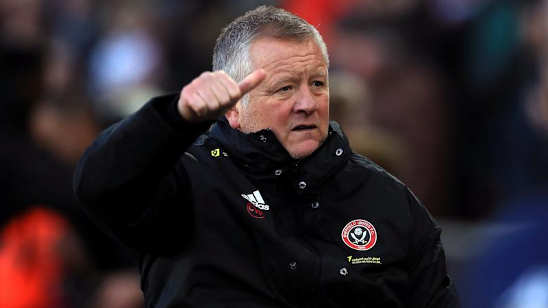 Chris Wilder confident of signing loan striker to 'complete the set'