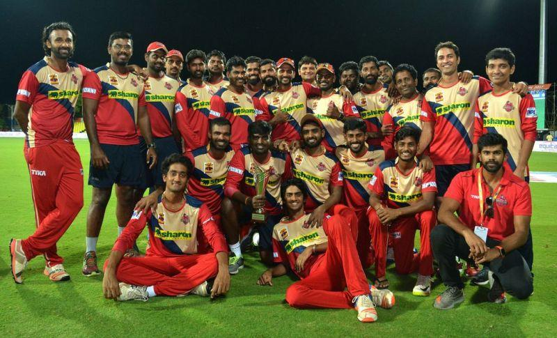 The Chepauk Super Gillies will have a tough encounter against the TUTI Patriots