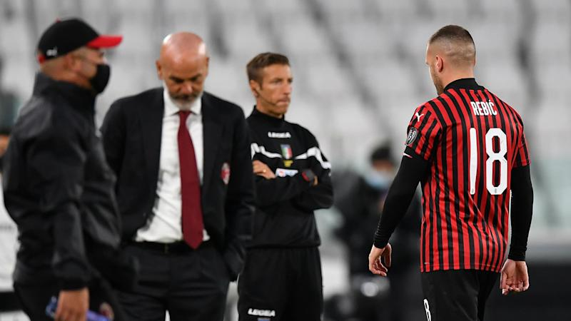 Calhanoglu angered by lack of VAR on Rebic red card