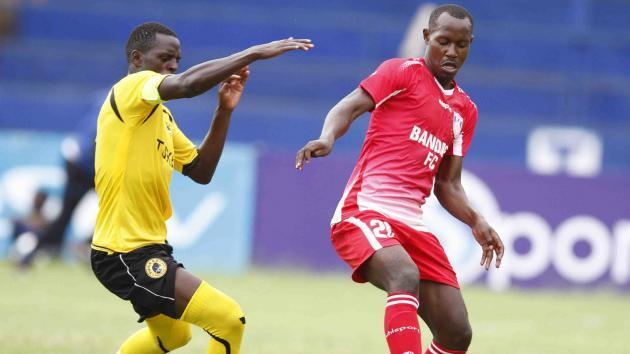 Tusker FC captain suspended for three matches
