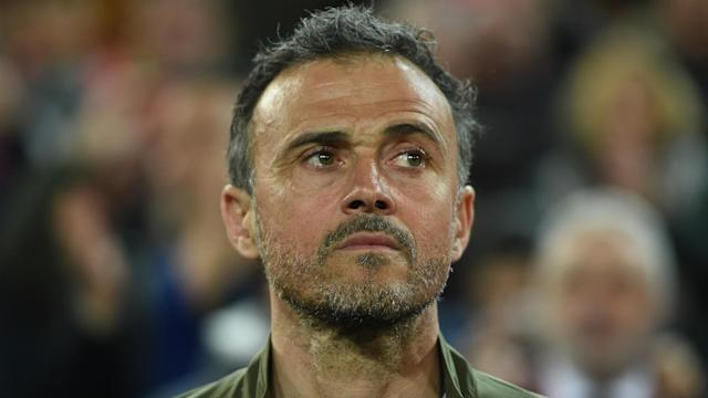 Robert Moreno is not prepared to discuss Luis Enrique's return to the Spain job and whether he was wanted to stay on as assistant.