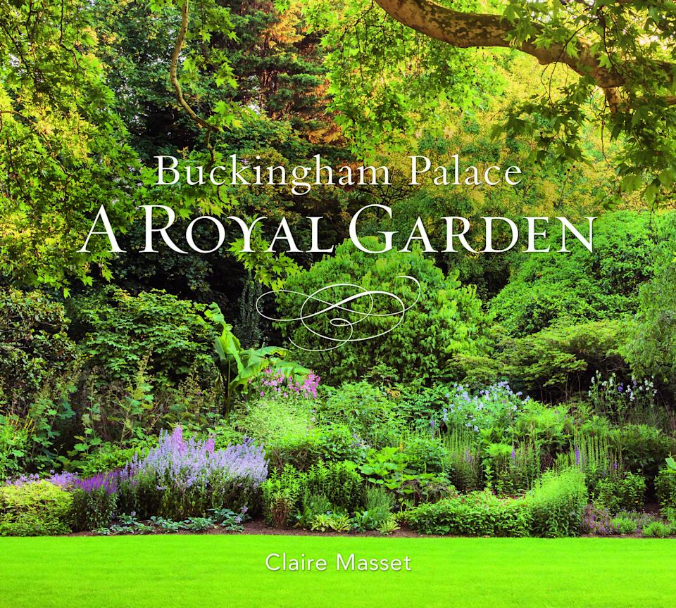 For single use only in connection with Buckingham Palace: A Royal Garden, not to be archived, sold on or used out of context. Undated handout photo issued by the Royal Collection Trust of the cover of Buckingham Palace: A Royal Garden. The secret of how the Buckingham Palace garden is kept so immaculate is subject of a new behind the scenes book, Buckingham Palace: A Royal Garden, which charts a year in the life of the 39-acre oasis, which boasts sweeping lawns, a 156-metre herbaceous border, wildflower meadows, a rose garden and a 3.5-acre lake. Issue date: Tuesday February 23, 2021.
