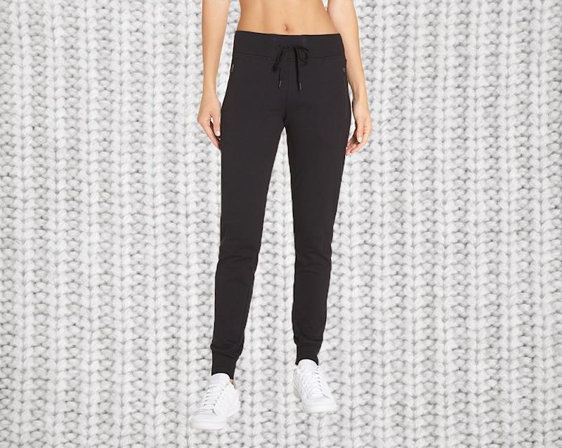 These soft joggers feel cozy and look polished. (Photo: Nordstrom)