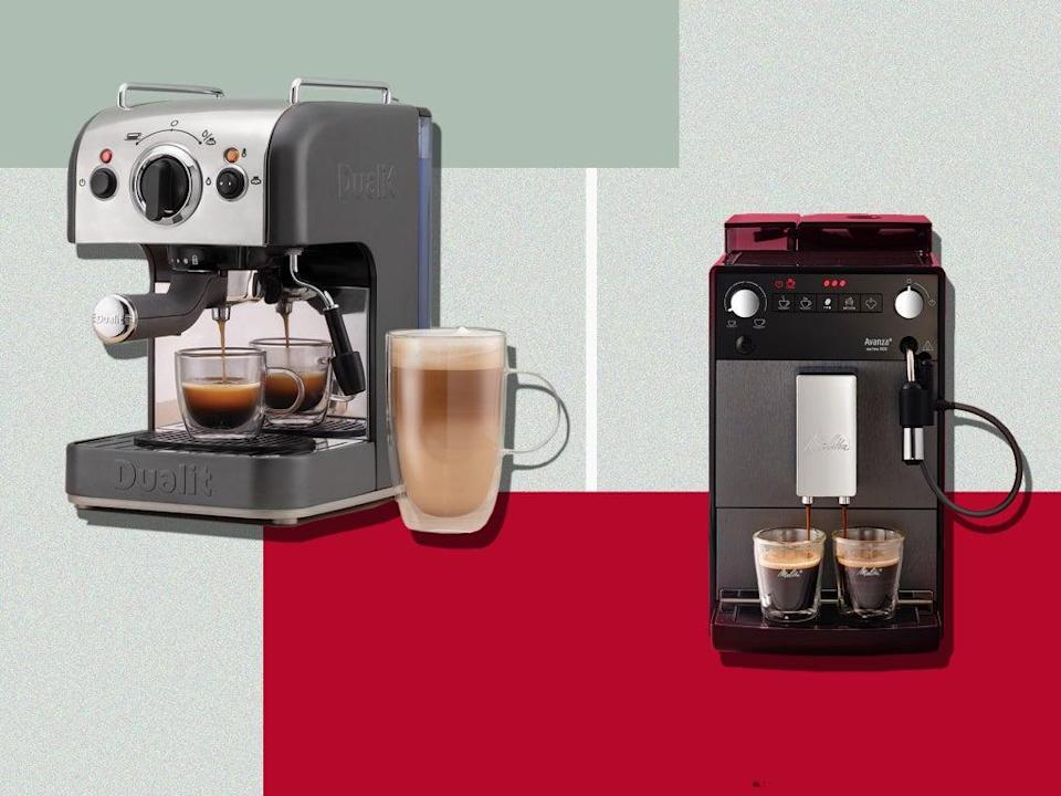 We tested aesthetics, how much space they take up, and the noise they produce when making our drink just so you can have the perfect cuppa (iStock/The Independent)