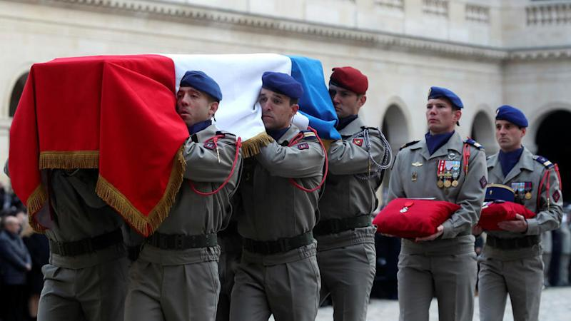 Why the French army is not laughing at controversial  Charlie Hebdo cartoons