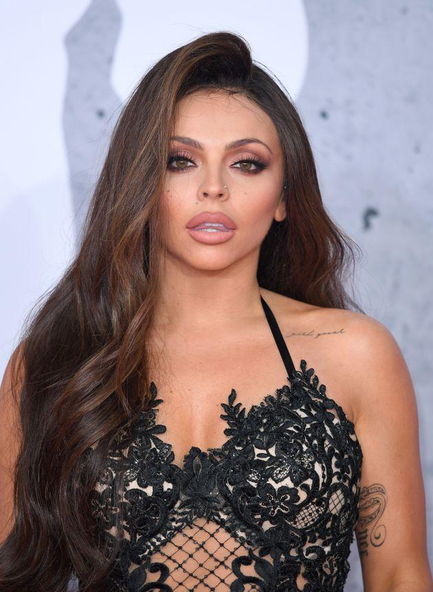 Jesy Nelson at the Brit Awards in 2019 (Photo: Karwai Tang via Getty Images)