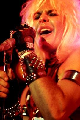 Vince Neil WB's The Surreal Life