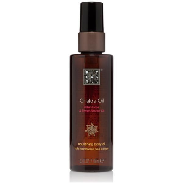 "<p>Use this Indian rose and sweet almond-scented body oil for an at-home massage that'll deliver a sensual and soothing experience. $19, <a href=""https://www.rituals.com/en-us/chakra-oil-4448.html"" rel=""nofollow noopener"" target=""_blank"" data-ylk=""slk:rituals.com"" class=""link rapid-noclick-resp"">rituals.com</a> </p>"
