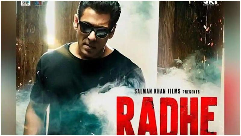 Salman Khan Wraps Shooting for Radhe, Announces it in His Own Style (Watch Video)