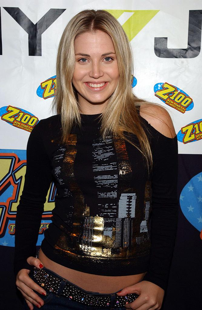 Willa Ford during Z100's