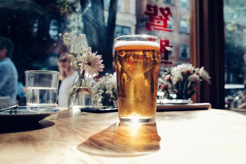 Going to the pub is a top British trait (Photo by Seth Weisfeld on Unsplash)
