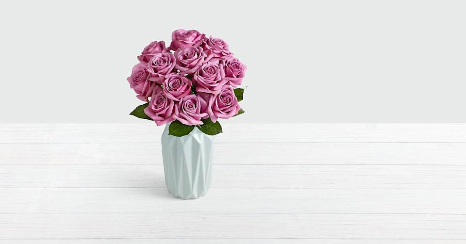 """<p>You can never go wrong with roses, and the beautiful color of these <a href=""""https://www.popsugar.com/buy/Mulberry-Margarita-444278?p_name=Mulberry%20Margarita&retailer=proflowers.com&pid=444278&price=45&evar1=casa%3Aus&evar9=46127505&evar98=https%3A%2F%2Fwww.popsugar.com%2Fhome%2Fphoto-gallery%2F46127505%2Fimage%2F46128456%2FMulberry-Margarita&list1=shopping%2Cgift%20guide%2Cflowers%2Chouse%20plants%2Cplants%2Cmothers%20day%2Cgifts%20for%20women&prop13=api&pdata=1"""" class=""""link rapid-noclick-resp"""" rel=""""nofollow noopener"""" target=""""_blank"""" data-ylk=""""slk:Mulberry Margarita"""">Mulberry Margarita </a> ($45) roses is so pretty.</p>"""