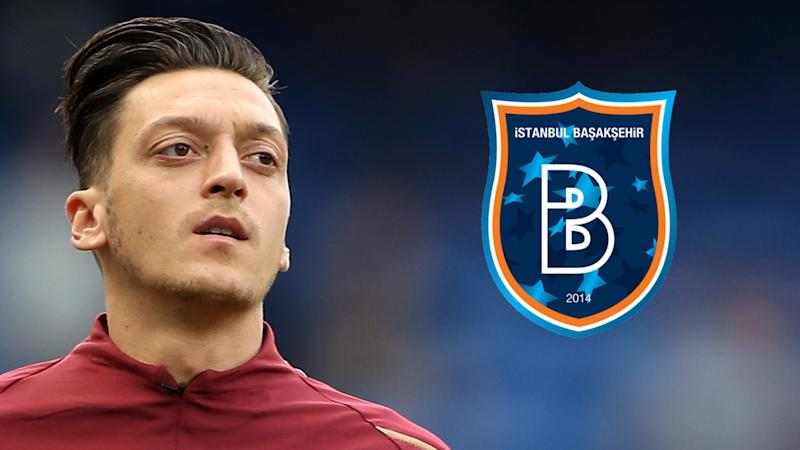 Istanbul Basaksehir 'would do anything' to sign Ozil from Arsenal