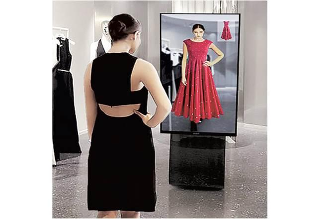 Tech tailor, Artificial Intelligence, fashion industry, Virtual Reality, apparel industry, Machine Learning, AR images, textile segment