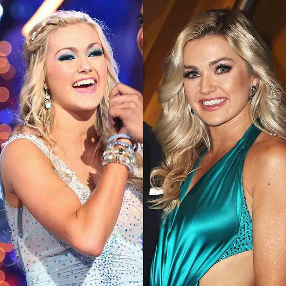 """<p>Lindsay is another <em>So You Think You Can Dance</em> competitor turned <em>DWTS</em> pro. She joined in 2013 for season 16 and was coupled with boxer Victor Ortiz. She served as a troupe member from season 17 through 20 and was bumped back up to a pro for season 21. In her nine seasons, Lindsay won season 25 with singer and actor Jordan Fisher. </p><p><strong>RELATED: </strong><a href=""""https://www.goodhousekeeping.com/life/entertainment/a23567713/dancing-with-the-stars-juniors-jordan-fisher/"""" rel=""""nofollow noopener"""" target=""""_blank"""" data-ylk=""""slk:'Dancing With the Stars Juniors' Host Jordan Fisher Had a Tough Time on 'DWTS'"""" class=""""link rapid-noclick-resp"""">'Dancing With the Stars Juniors' Host Jordan Fisher Had a Tough Time on 'DWTS'</a></p>"""