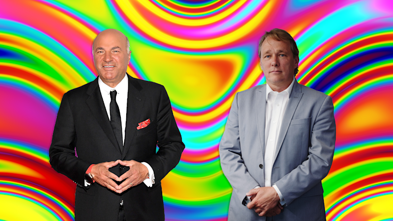 Shark Tank's Kevin O'Leary and Canopy Growth co-founder Bruce Linton are betting that psychedelics can repeat the success that cannabis enjoyed by becoming medically regulated through the startup Mind Med.