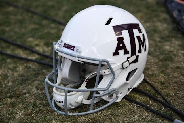 Texas A&M took over the No. 1 spot in Forbes magazine's most valuable college football program rankings. (Getty Images)