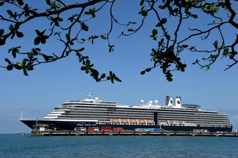 An elderly American passenger from the Westerdam has tested positive for the coronavirus, Malaysia says