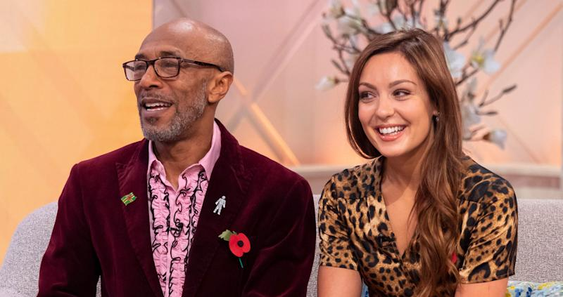 Strictly Danny John Jules Hits Back At Driven By Hate Journalists