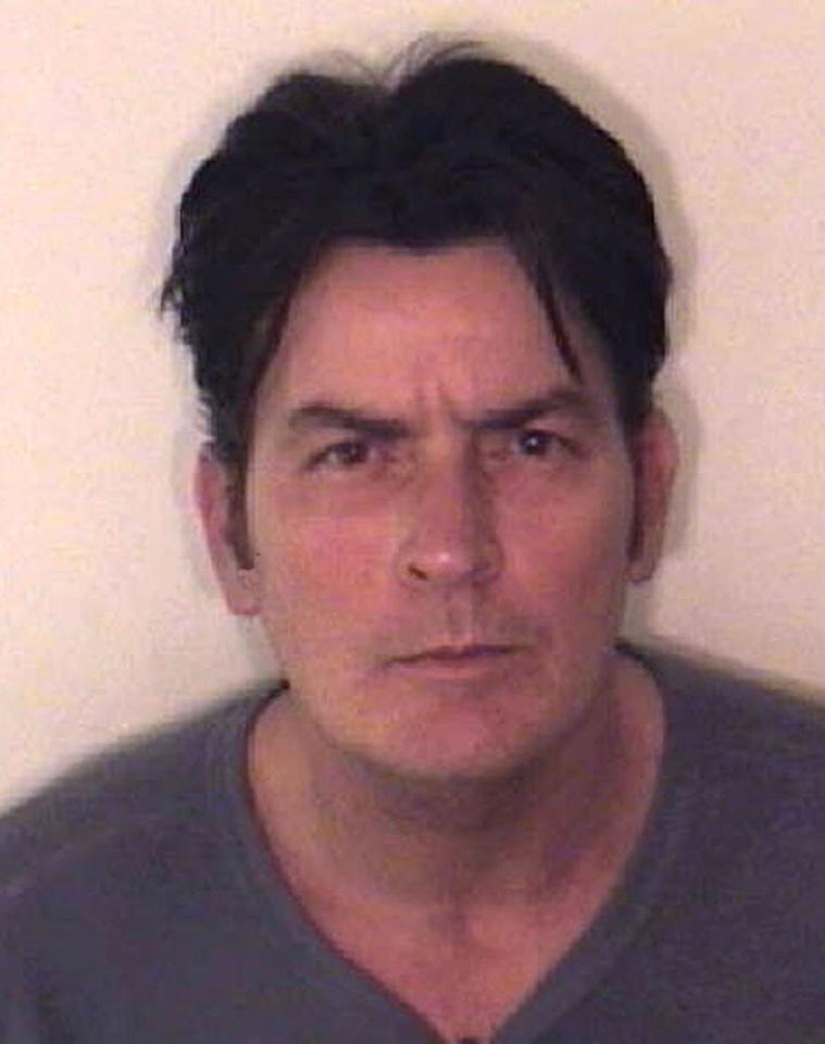 <b>Who:</b> Charlie Sheen  <br /><b>What:</b> Arrested for assault, menacing and criminal mischief<br /><b>Where:</b> Aspen, Colorado<br /><b>When:</b> December 24, 2009<br /><br /><br />