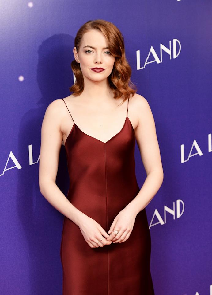 """<p>America's sweetheart, <a class=""""sugar-inline-link ga-track"""" title=""""Latest photos and news for Emma Stone"""" href=""""https://www.popsugar.com/Emma-Stone"""" target=""""_blank"""" data-ga-category=""""Related"""" data-ga-label=""""https://www.popsugar.com/Emma-Stone"""" data-ga-action=""""&lt;-related-&gt; Links"""">Emma Stone</a>, grew up in Scottsdale, AZ.</p>"""