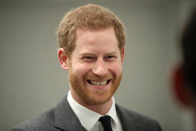 Prince Harry has been patron of the expedition in previous years. (Getty Images)