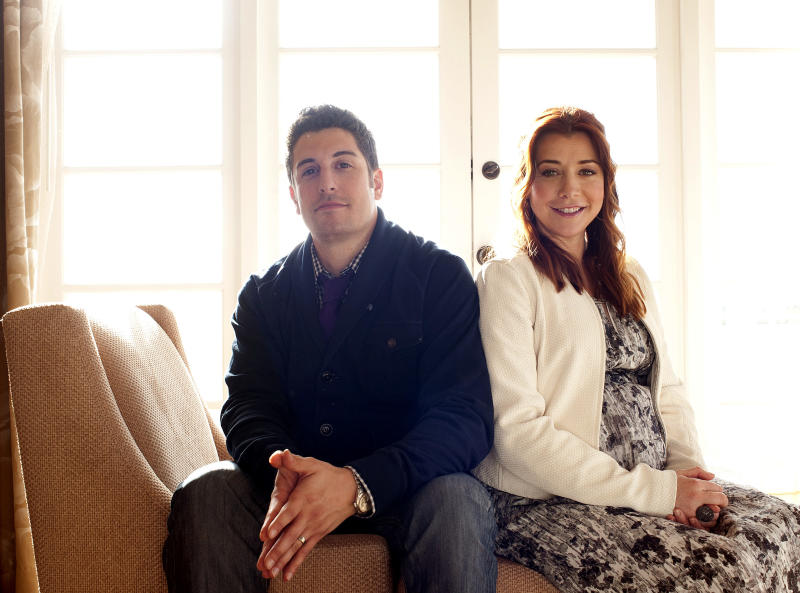 American Wedding Cast.American Reunion Rounds Up Pie Cast Again