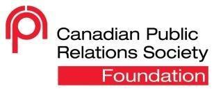Canadian Public Relations Society Foundation Logo (CNW Group/Canadian Public Relations Society Foundation)
