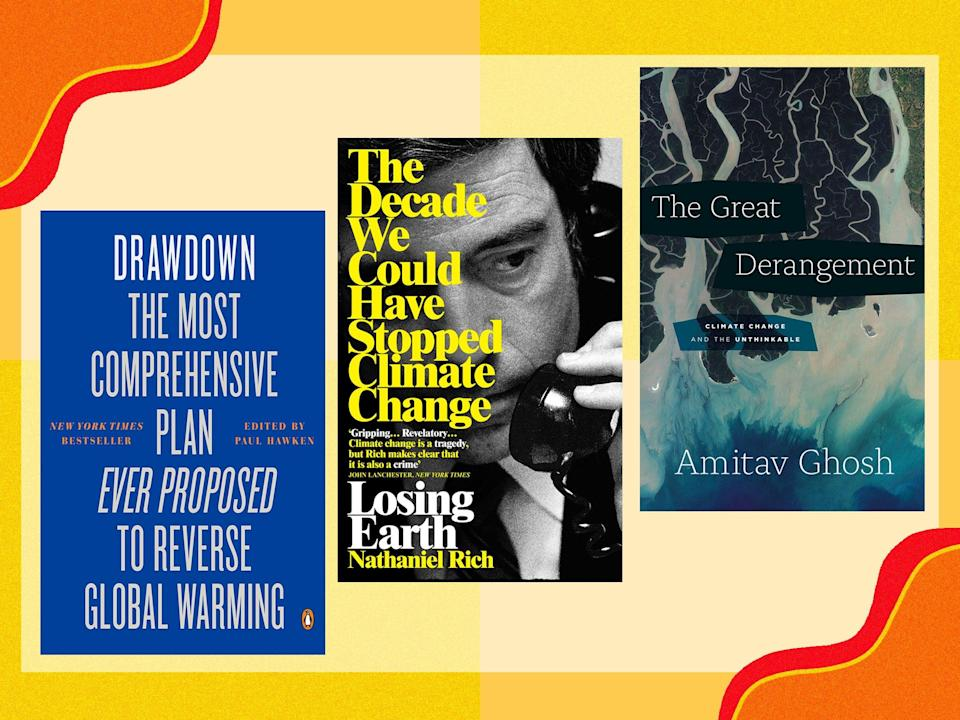 <p>These non-fiction tomes will arm you with the essential facts and offer hope about how we can achieve a just and clean energy future</p> (The Independent)