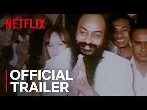"<p>This docuseries follows cult leader Bhagwan Shree Rajneesh, who purchased a compound in Oregon in the early '80s to build a utopian town for his followers. The story quickly spirals into the cult's sinister efforts to attack Americans. </p><p><a class=""link rapid-noclick-resp"" href=""https://www.netflix.com/title/80145240"" rel=""nofollow noopener"" target=""_blank"" data-ylk=""slk:Stream it here"">Stream it here</a></p><p><a href=""https://www.youtube.com/watch?v=hBLS_OM6Puk"" rel=""nofollow noopener"" target=""_blank"" data-ylk=""slk:See the original post on Youtube"" class=""link rapid-noclick-resp"">See the original post on Youtube</a></p>"